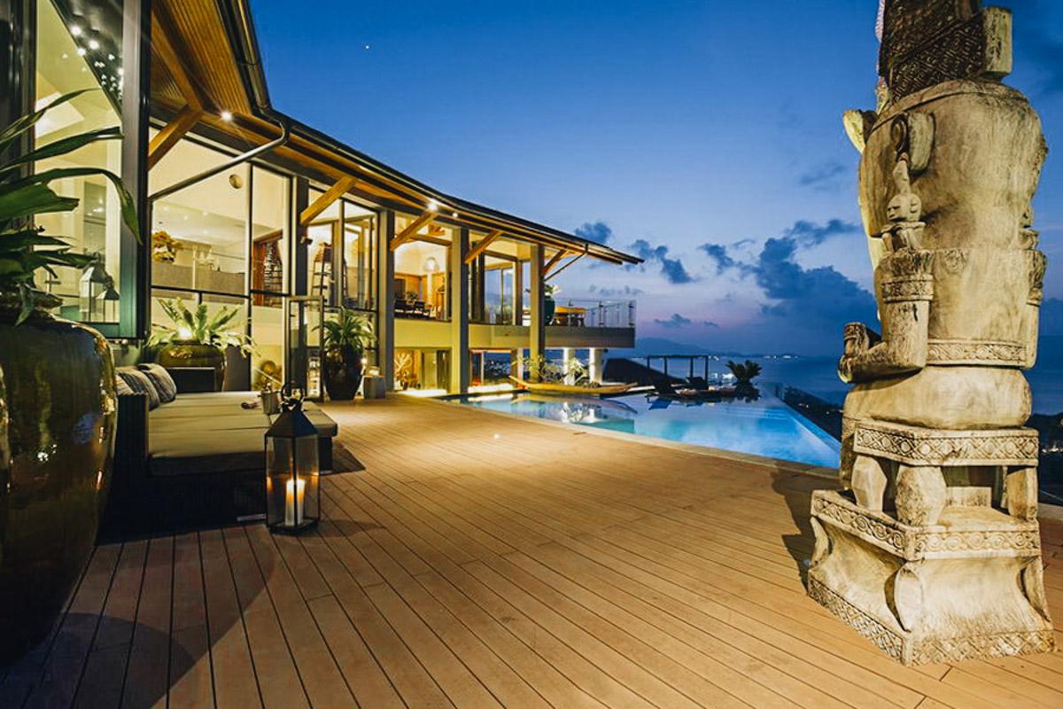 Thailand Villa Skyfalls Maxine Tasker