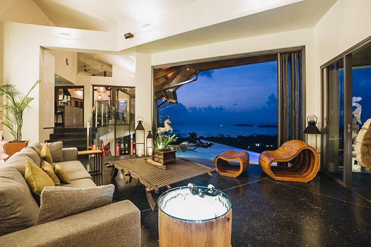 Thailand Villa Skyfall Koh Samui Maxine Tasker