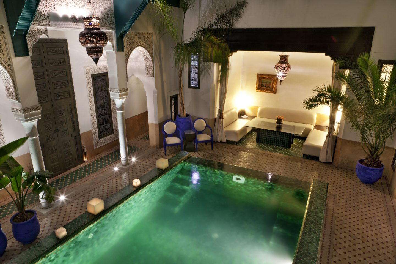Riad Farnatchi Marrakech